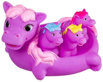 Набор игрушек для купания Bondibon Пони ВВ2759