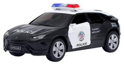 Машина инерционная Kinsmart Lamborghini Urus Police, масштаб 1:38, открываются двери