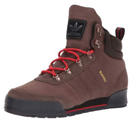 Ботинки Adidas Jake 2.0, коричневые, 7.5 UK