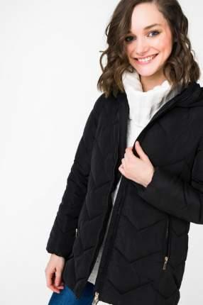 Куртка женская GEOX W8428C/T2506 черная 44 IT