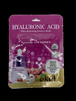 Маска для лица Ekel Ultra Hydrating Essence Mask Hyaluronic Acid 25 мл