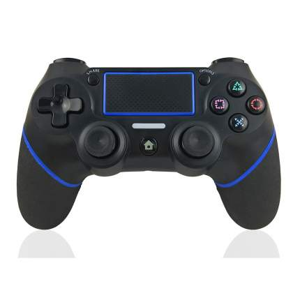 Геймпад 2emarket для PS4 wireless 3886.2 Blue