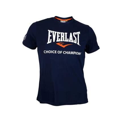 Футболка Everlast Choice of Champions, blue, XXL INT