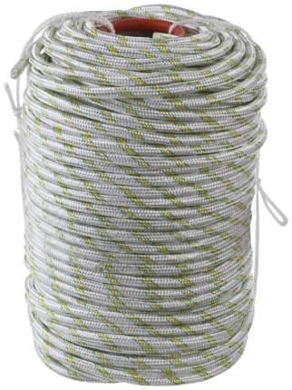 Фал плетёный капроновый СИБИН 16-прядный диаметр 8 мм, бухта 100 м, 1000 кгс