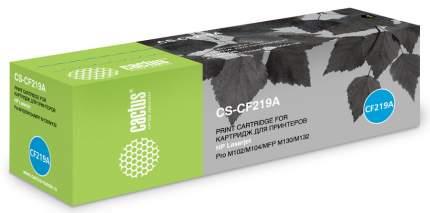 Фотобарабан для лазерного принтера и копировальных аппаратов CACTUS CF219A, черный