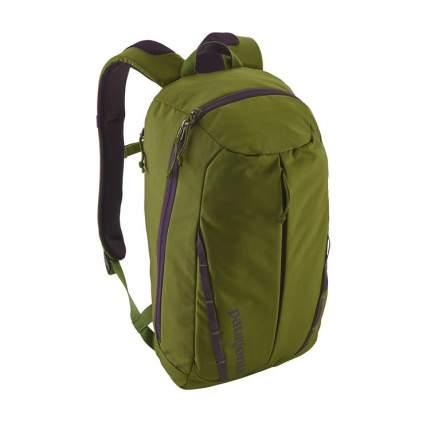 Рюкзак Patagonia Atom Pack зеленый 18 л