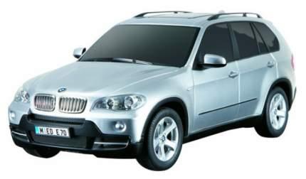 Радиоуправляемая машинка Rastar BMW X5 серебристая 1:18 23100S
