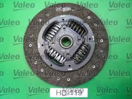 Комплект сцепления Valeo 826843