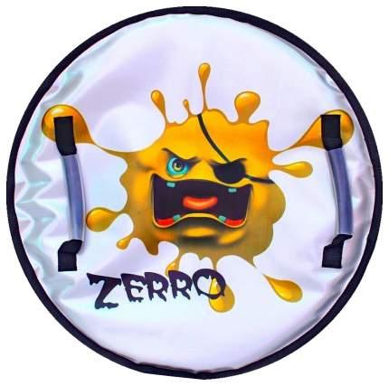 Ледянка RT Монстрик Zerro C пластиковым дном Желтый 50 см