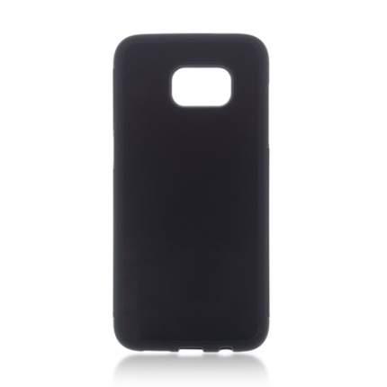 Антигравитационный чехол Brosco Stickcase для Samsung Galaxy S7 Edge, черный