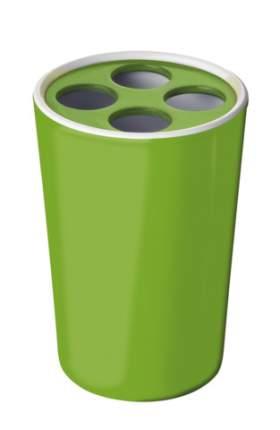 Стаканчик для з/щетки Fashion зеленый