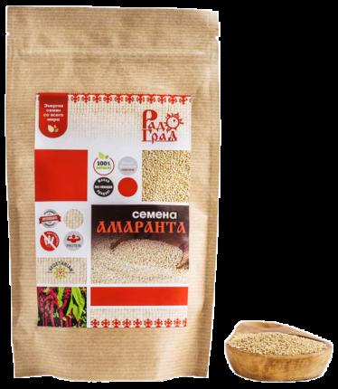 Семена амаранта для проращивания РадоГрад  0,4 кг