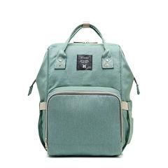 Сумка-рюкзак для мамы Anello зеленый