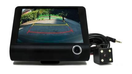 Видеорегистратор комбо-устройство 2-в-1 SLIMTEC Triple