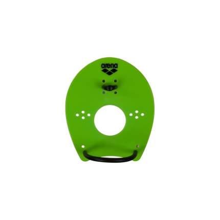 Лопатки для плавания Arena Elite Hand Paddle 95250 зеленые (65) M