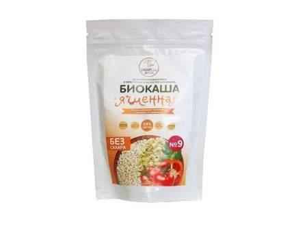 Биокаша №9 ячменная Сибирская Диета с пророщенными бобовыми, овощами и зеленью 220 г