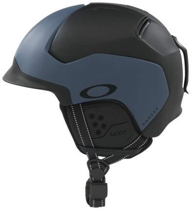 Горнолыжный шлем мужской Oakley Mod 5 2019, темно-синий, M