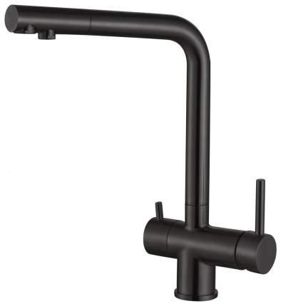 Смеситель для кухонной мойки Zorg SZR-7039 PVD grafit