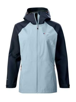 Спортивная куртка женская Berghaus Paclite 2.0 Shell, trade winds/carbon, XS