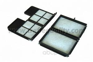 Комплект фильтров салона 3F QUALITY 4162