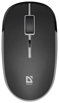 Беспроводная мышка Defender Hit MB-775 Grey/Black (52775)