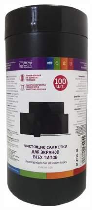 Чистящие салфетки CBR CS 0033-100