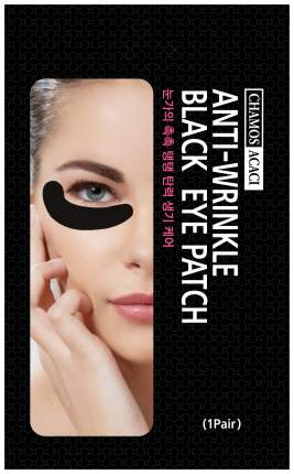 Патчи для глаз Chamos Acaci Anti-wrinkle Black Eye Patch 6 г