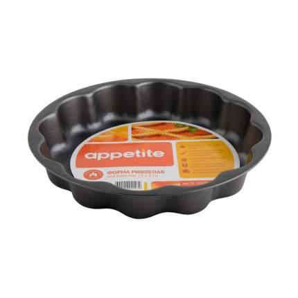 Форма д/выпечки а/пр 29,5х5см круг риф ТМ Appetite