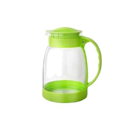 Кувшин стекл 2л зелен TM Appetite