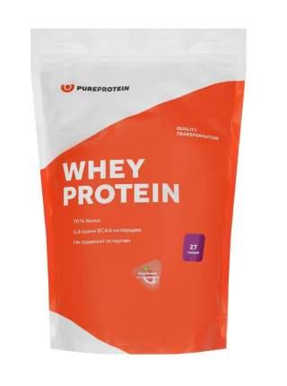 Протеин PureProtein Whey Protein 810 г клубника со сливками
