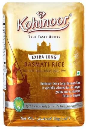 Рис Kohinoor еxtra long basmati 1 кг