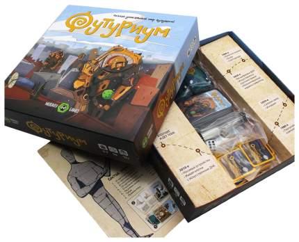 Настольная игра Muravey games карточная Футуриум ТК005