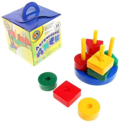Развивающая игра Счастливое детство Логический диск