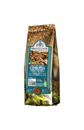 Кофе молотый Broceliande Ethiopia 250 г