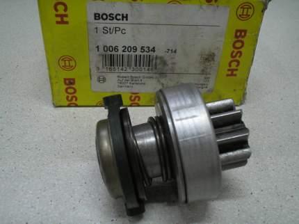 Бендикс стартера Bosch 1006209534