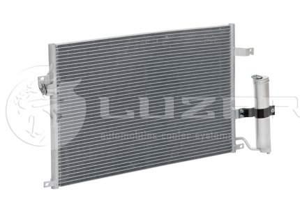 Радиатор кондиционера автомобильный Luzar LRAC0578
