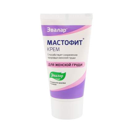 Мастофит крем 50 мл Эвалар