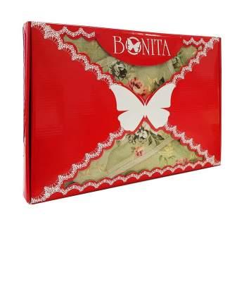 Кухонный подарочный набор из 5 пр. Bonita, Английская коллекция, зеленый