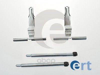 Комплект монтажный тормозных колодок Ert для Mercedes SLK 04-05-, C-class 00-04- 420133