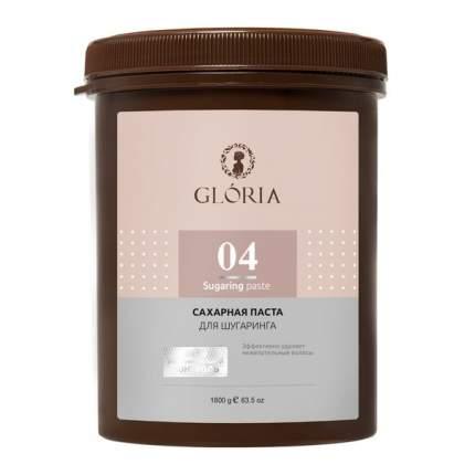 Сахарная паста для депиляции Gloria sugaring & spa «Средняя» 1800 гр