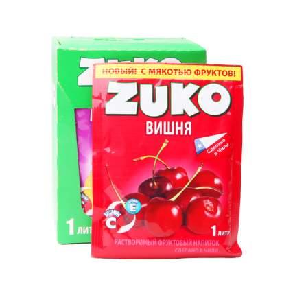 Напиток растворимый Zuko вишня 12 штук