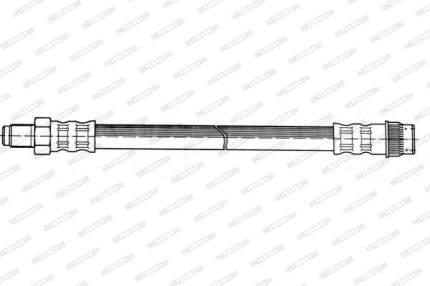 Шланг тормозной FERODO FHY2262