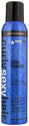Мусс для волос Sexy Hair Curl Power 250 мл