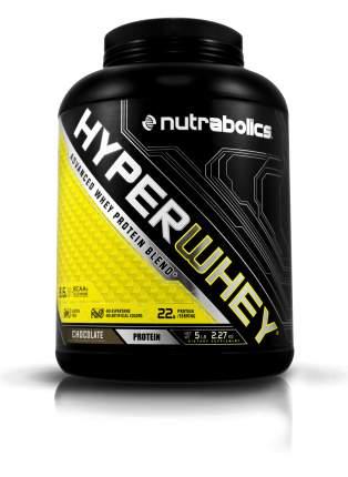 Протеин Nutrabolics Hyperwhey 4540 г Chocolate