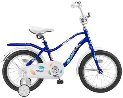 Велосипед STELS Wind 16 (Z010) синий