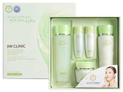 Подарочный набор 3W Clinic Snail Moist Control Skin Care 3 Set