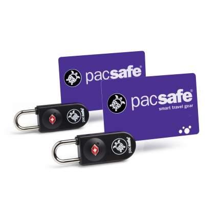 Набор замков для багажа Pacsafe Prosafe 750 (2 Pack) черный