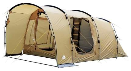 Туристическая палатка Trek Planet Calgary 4 четырехместная песочная
