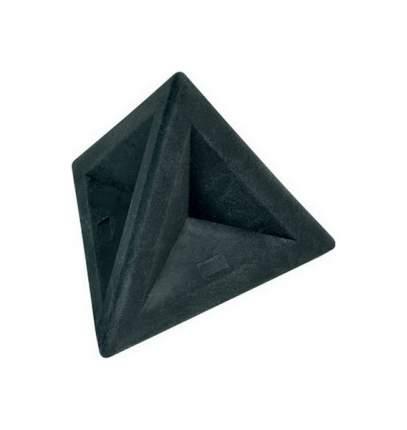Ластик Brunnen Треугольный Черный