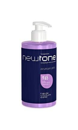 Тонирующая маска для волос NEWTONE ESTEL HAUTE COUTURE 9/65 Блондин фиолетово-красный
